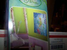 Disney Vinyl  FAIRIES-Tinker Bell Mini Mural - REMOVABLE WONT HARM WALLS