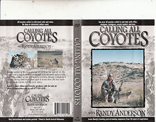 Calling All Coyotes-With Randy Anderson-Animal Coyote-DVD