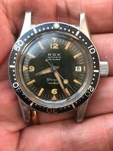 """Vintage Diver """" ROX Calipsomatic """" -. 38 mm - molto raro"""