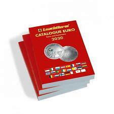 Lighthouse 2020 Euro Catalogue ENGLISH version Coins & Banknotes Book