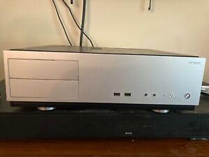 Antec NSK2480 MicroATX Desktop Case with Antec Earthwatts 380W Power Supply