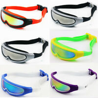 Adjustable Adult Non Fogging Anti-UV Swimming Goggles Swim Glasses New