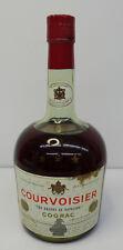 1L = 213€ Vintage 3 Star LUXE Couvoisier Cognac o. Barcode ~ 60er - 0,7l