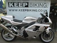 Triumph Daytona 955I 2002 SERVICE HISTORY,30,833 MILES IN OUTSTANDING CONDITION