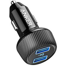 Anker Power Drive 2 Elite Compact 24 W Dual Port Car Charger *BRAND NEW*