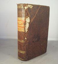 NOUVEAU DICTIONNAIRE DE POCHE FRANCAIS-ITALIEN / BRICCOLANI / 1838
