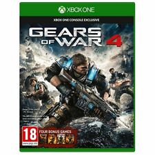 Gears of War 4 + Gears of War Collection Xbox One BRAND NEW *AU STOCK*