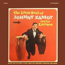 JOHNNY ZAMOT And His LATINOS The Latin Soul Of...EL SONIDO RECORDS Sealed LP