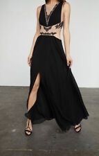 $398 New Women's BCBG Gisela Embroidered Gown Style #JGK67L89 SZ 2 Maxi