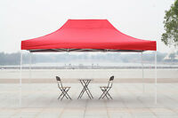 Canopy 10x15 Waterproof Fair Shelter Car Shelter Wedding Pop Up Tent Heavy Duty