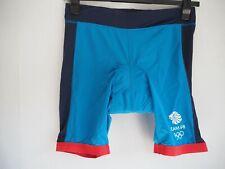 Team GB Cycling Shorts L 16-18 Blue