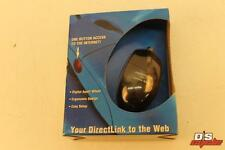 RCG DirectLink 2-Button Roller Ball Scroll PS/2 Wired Mouse – Internet Button