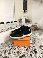 """Air Jordan Retro 11 Low """"Infrared"""" Mens Size 12"""