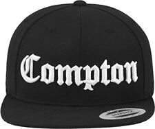 Mister Tee cappello Compton Nero nero Taglia unica (P8F)