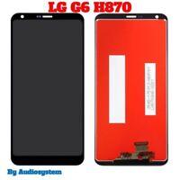 DISPLAY LCD+ TOUCH SCREEN per LG G6 H870 H871 VS998 NERO VETRO RICAMBIO NUOVO