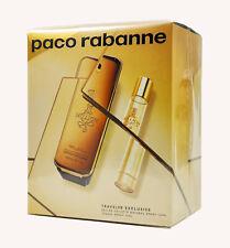 paco rabanne 1 One Million 100ml Eau de Toilette + 20ml Travel Spray SET NEU/OVP