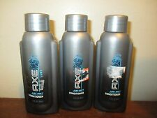 Lot of 3 Axe Lure Just Soft Hair Conditioner 1.7 Oz Each