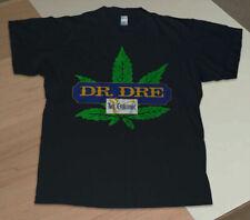 T shirt Vintage Dr Dre The Chronic Death Row Records heavy cotton gildan shirt