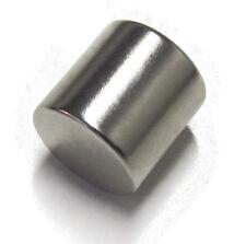 "3/4x3/4 Inch N52 Cylinder Magnet .75"" 40 lbs 1pc 19mm Neodymium Rare Earth 18kg"