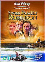 Swiss Family Robinson - 2004 John Mills,James Macarthur New Sealed Region 2 DVD