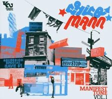 CHICO MANN = Manifest Tone 1 = Funky Electro Downtempo Soul Grooves !!