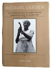 More details for winchcombe pottery interest - michael cardew - an intimate account hardback book