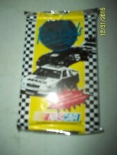 VINTAGE 1991 MAXX NASCAR RACE CARD PACK SEALED CONTAINS 15 CARDS