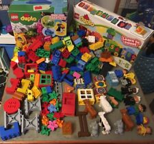 Toys & Games 7 Lego Duplo Train Bases And Two Vehicles All Nice Condition Free Uk Post Lego Complete Sets & Packs