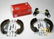 VW Fox-carpintero zapatas con accesorios de palanca frase radzylinder para atrás *