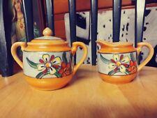 Antique Ceramic Amp Porcelain Creamers Amp Sugar Bowls Ebay