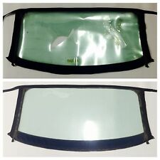 MGF REAR WINDOW REPLACEMENT-POST SERVICE