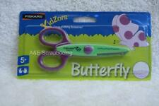 Fiskars KidZors Decorative Scissors - Butterfly
