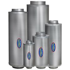 """CAN Inline Carbon Filter 6"""" 150mm – 600m³ / hour Odour Control Hydroponics"""