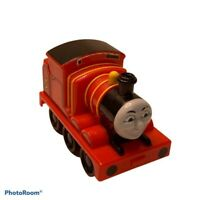 Thomas and Friends Pull Back Racer James #5 Red Toy Train