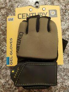 Century Brave Gel Gloves Men's Size S/M MMA