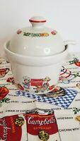 Vintage 1996 CAMPBELL`S KIDS Soup Tureen w/Lid & Ladle Westwood International