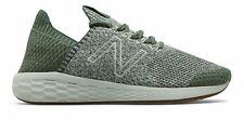 New Balance Men's Fresh Foam Cruz Sockfit Shoes Green With Grey