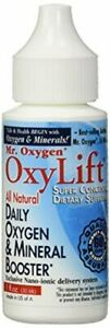Mr. Oxygen OxyLift Daily Oxygen & Mineral Booster - 1 Ounces