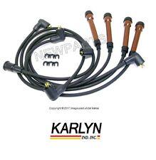 BMW E10 2002 1975-1976 Ignition Spark Plug Wire Set Karlyn-Sti 12121360603