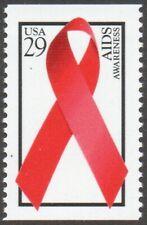 USA Sc. 2806a 29c AIDS Awareness 1993 MNH bklt. single