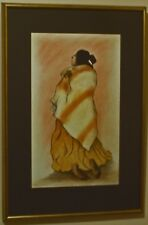 """R. C. Gorman Signed 1977 """"Color Trial Proof"""" Lithograph"""