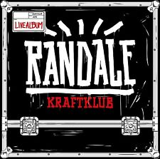 KRAFTKLUB - RANDALE (LIVE) 2 CD NEU