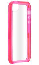 Étuis, housses et coques Bumper roses iPhone SE pour téléphone mobile et assistant personnel (PDA) Apple