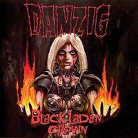 DANZIG - BLACK LADEN CROWN (LIMITED GATEFOLD BLACK VINYL)   VINYL LP NEW!