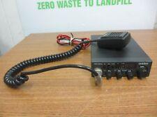 Uniden PRO 520XL CB Radio w/ Microphone & Cables