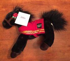 Wells Fargo 2016 Promotional Plush Pony Mike - Rose Parade Edition EUC