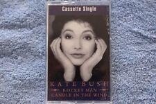 Kate Bush - Rocket Man - UK Cassingle -- FREE US Shipping