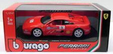 Burago 1/24 Scale 18-26306 - Ferrari F355 Challenge - Red