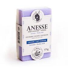 Organic Donkey Milk Soap Lavender 125 g - La Maison de Savon de Marseille