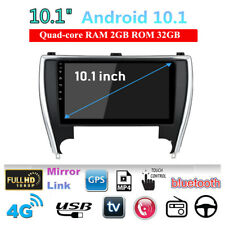 For 2015-2017 Toyota Camry Car Stereo Radio 2+32GB 10.1'' Android 10.1 w/ Canbus